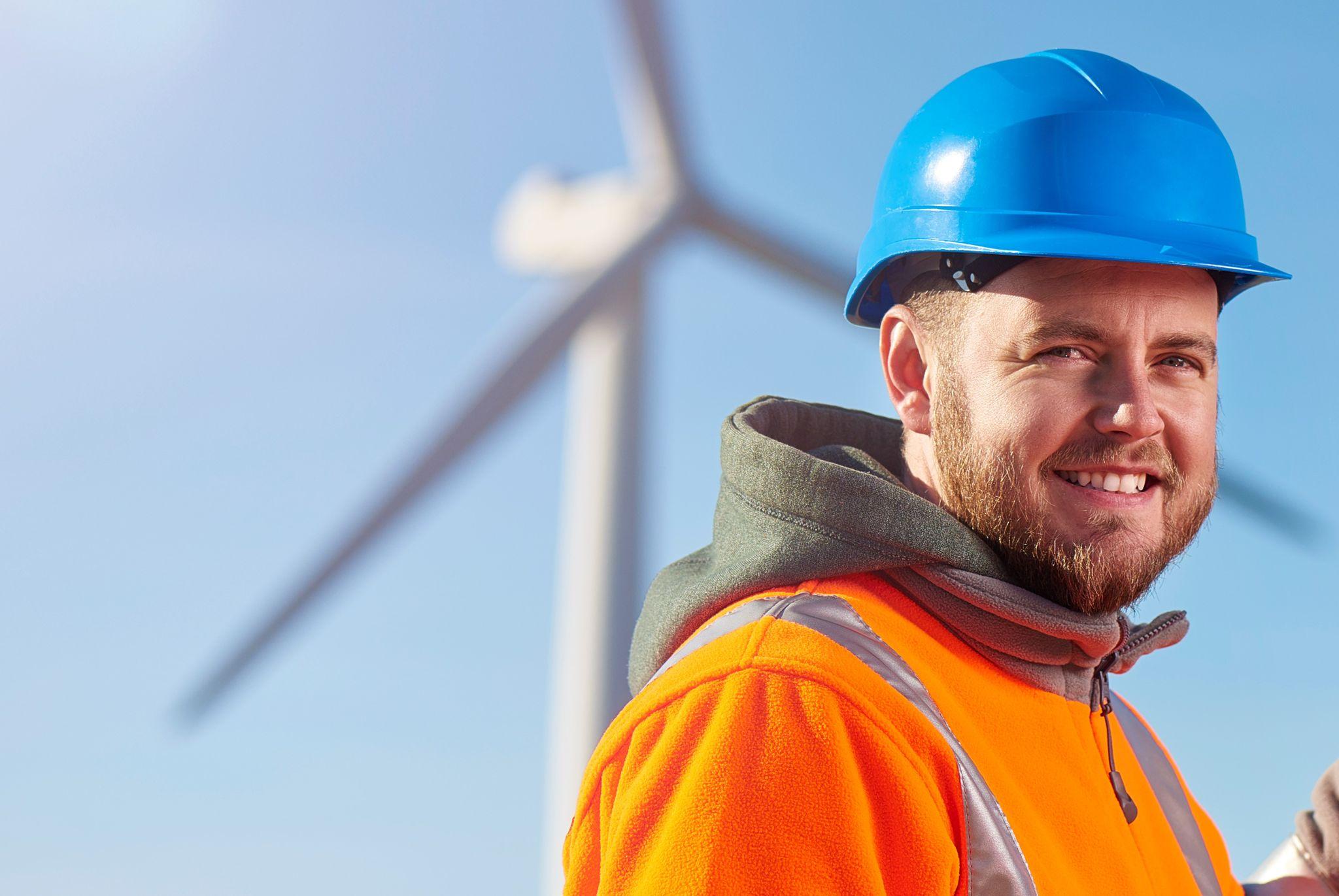 Service en onderhoud van windturbines